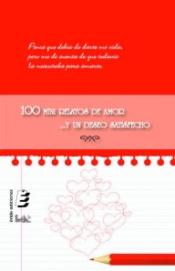 Portada 100 mini relatos de amor